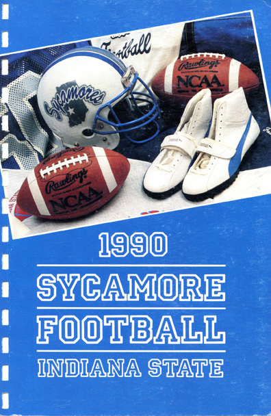 Football Media Guide cover