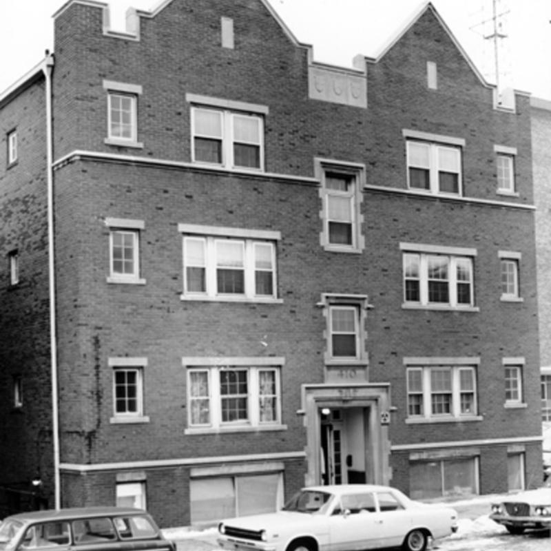 Mary Stewart Building