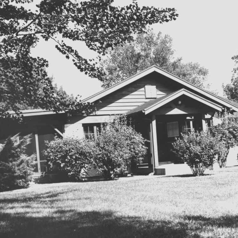 Allendale Lodge, 1921