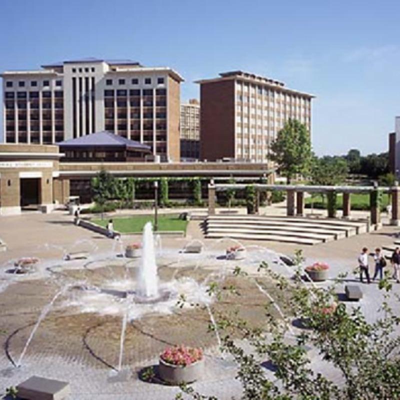 Dede Plaza, 1990