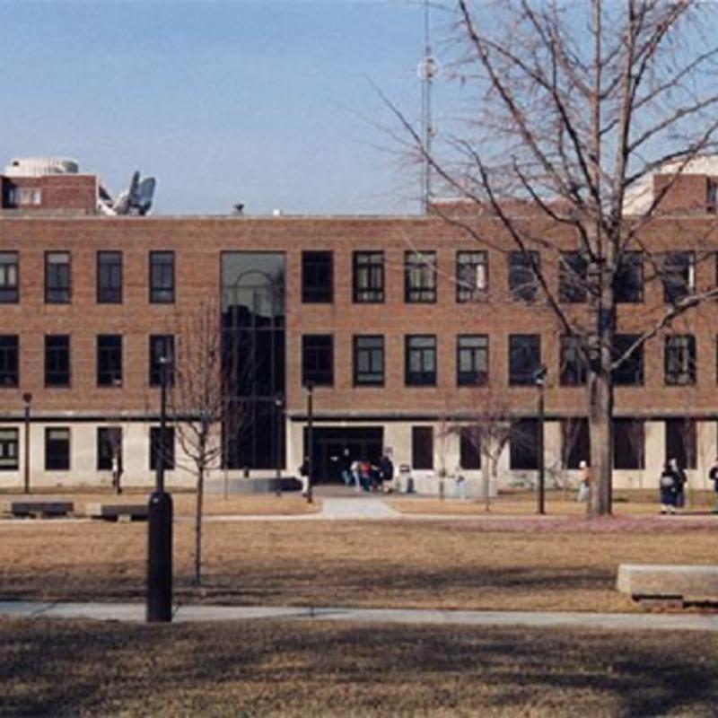 Dreiser Hall, 1950