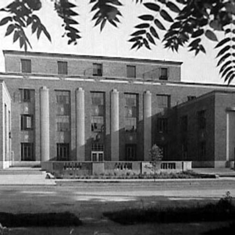 Fine Arts Building, 1940