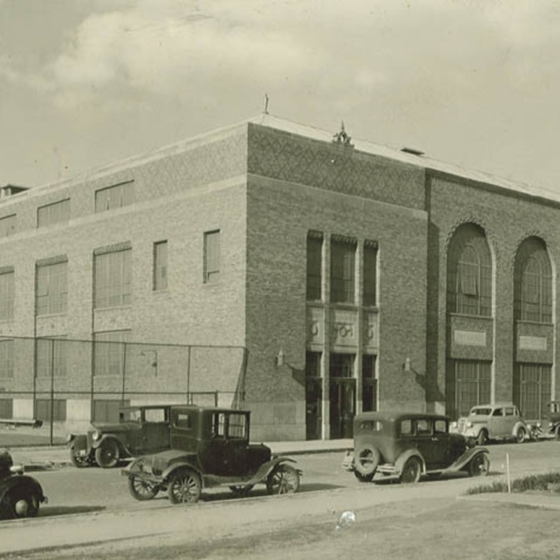 Gymnasium, 1928