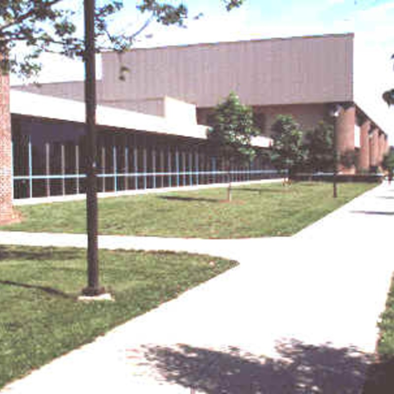 Health and Human Services Building, 1962