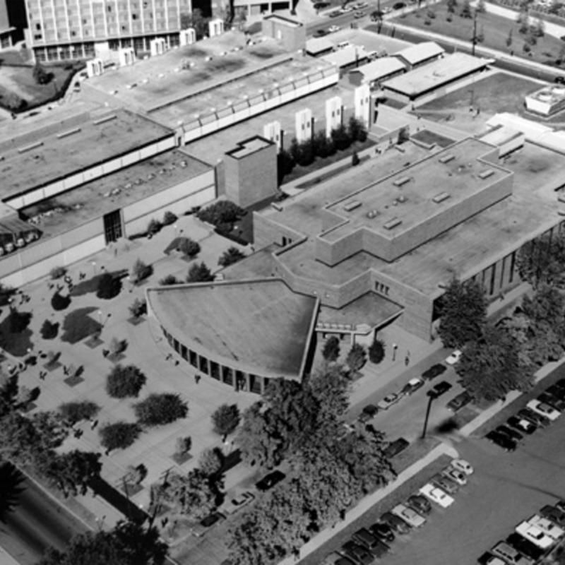Holmstedt Hall, 1966