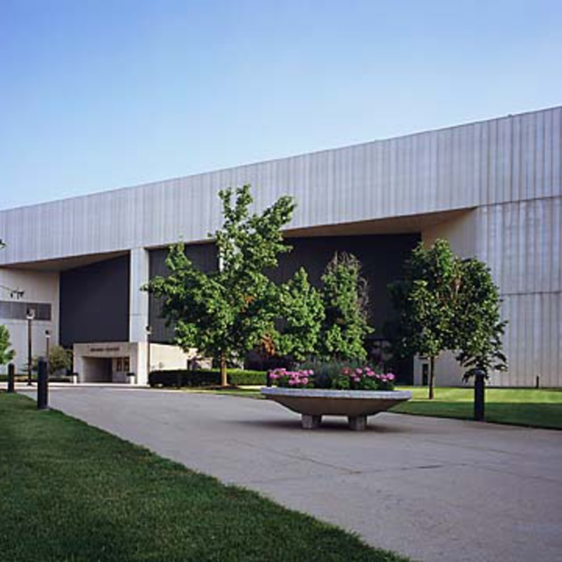 Hulman Center, 1973