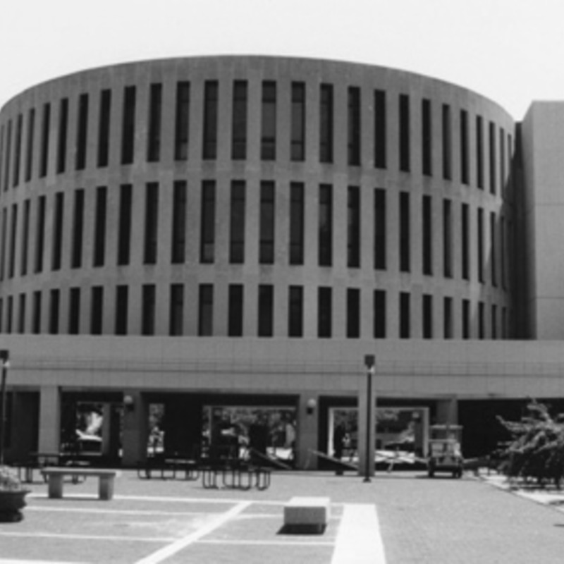 Rankin Hall, 1972
