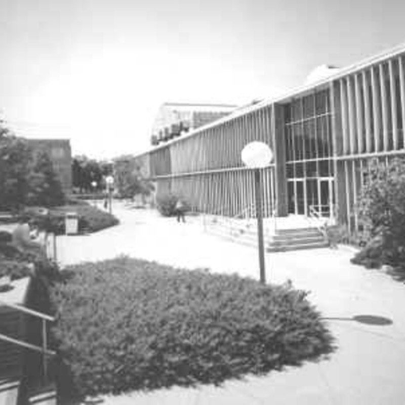 Science Building, 1960