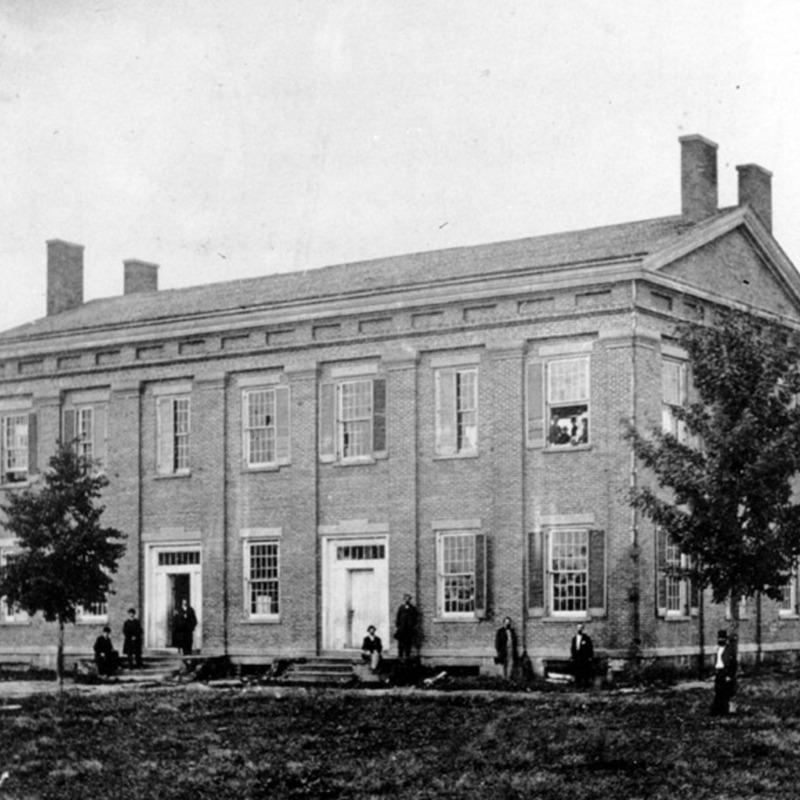Vigo County Seminary, 1847