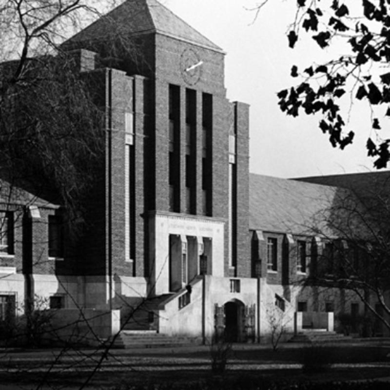 Tirey Hall, 1940