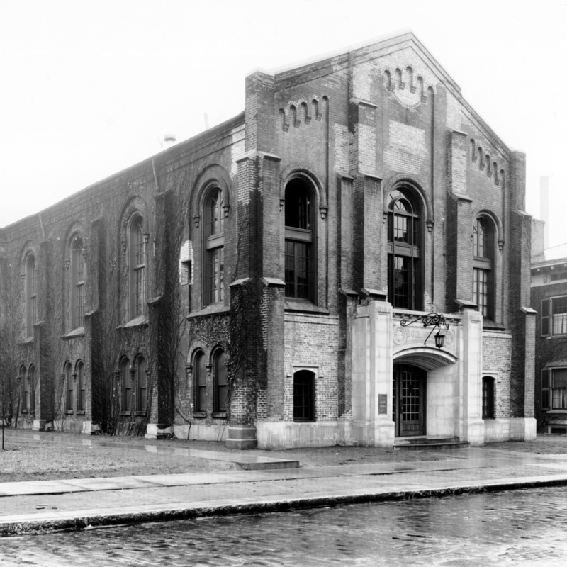 University Bookstore, 1934-1962