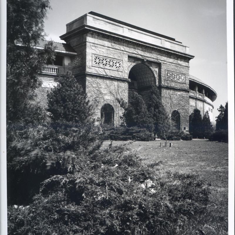 Old Memorial Stadium
