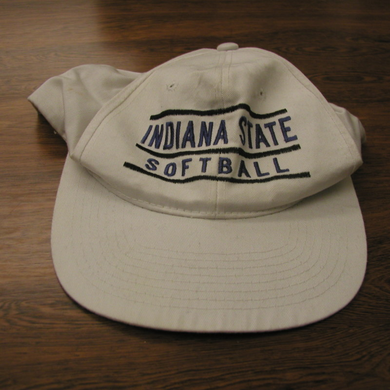 Indiana State softball hat