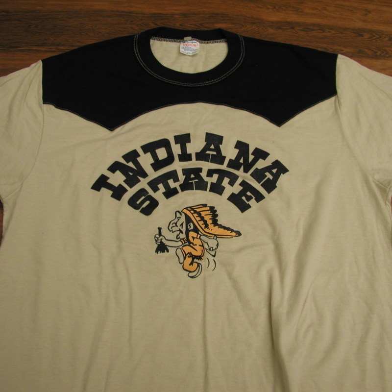 Indiana State Chief Quabachi shirt