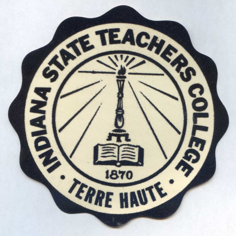 Indiana State Teachers College patch