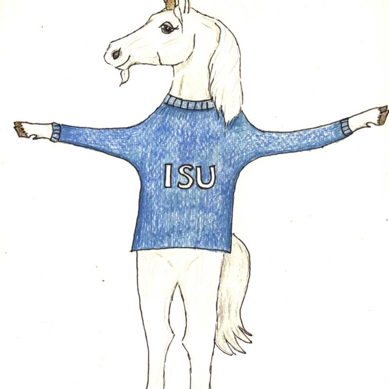 ISU unicorn