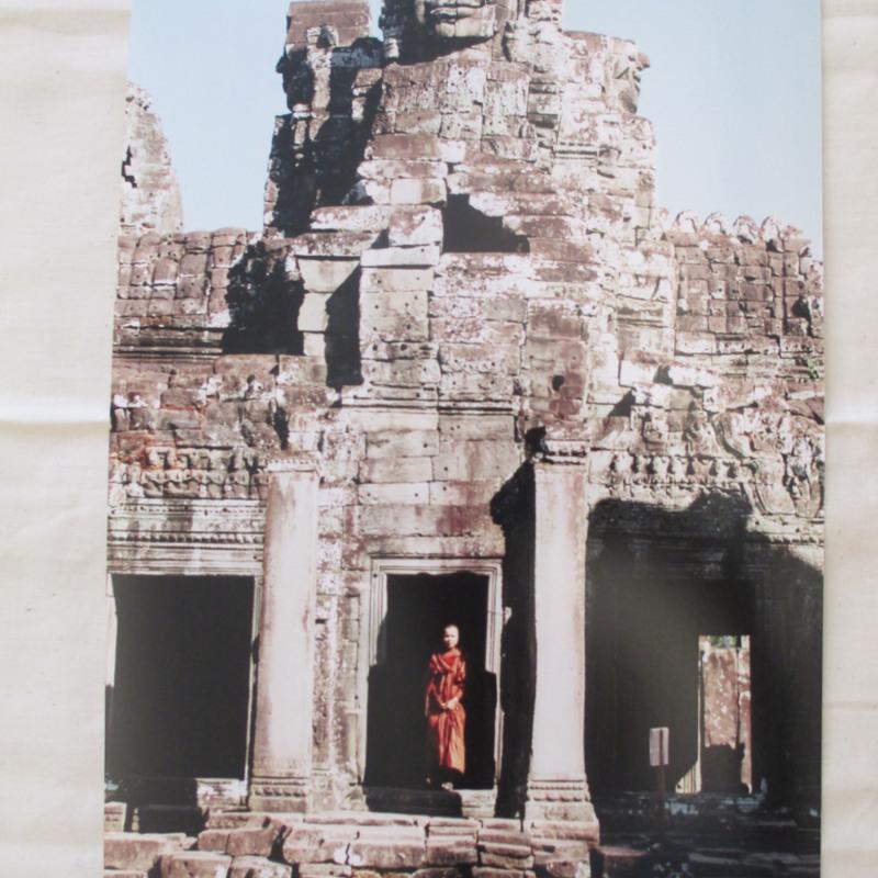 [Monk in Ruins]