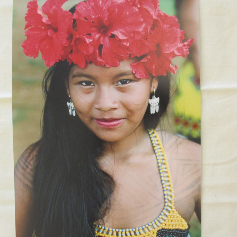 Woman from Oceania