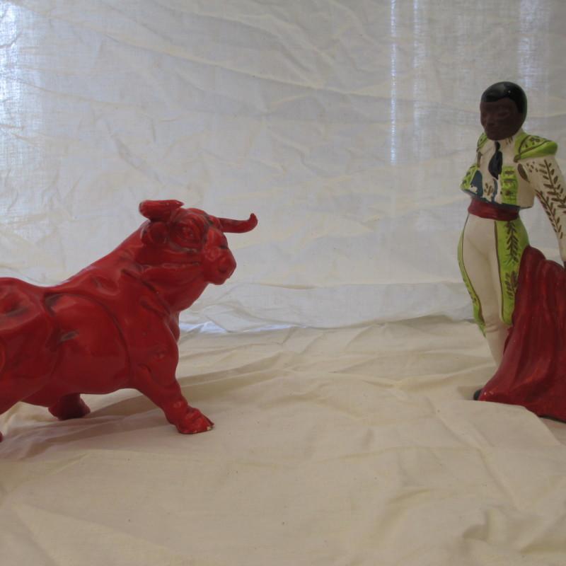 [Bull and Matador]