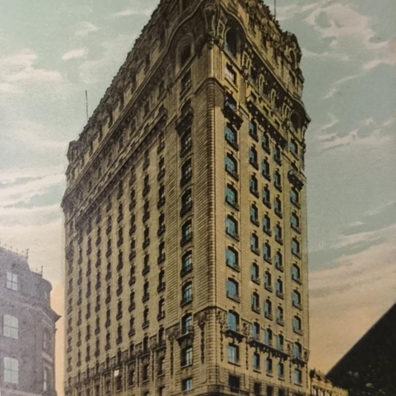 <em>Hotel St. Regis</em>