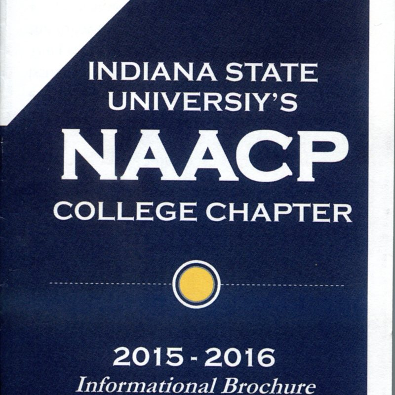 Indiana State University's NAACP College Chapter