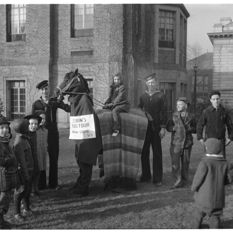 """Horse"" selling bonds"