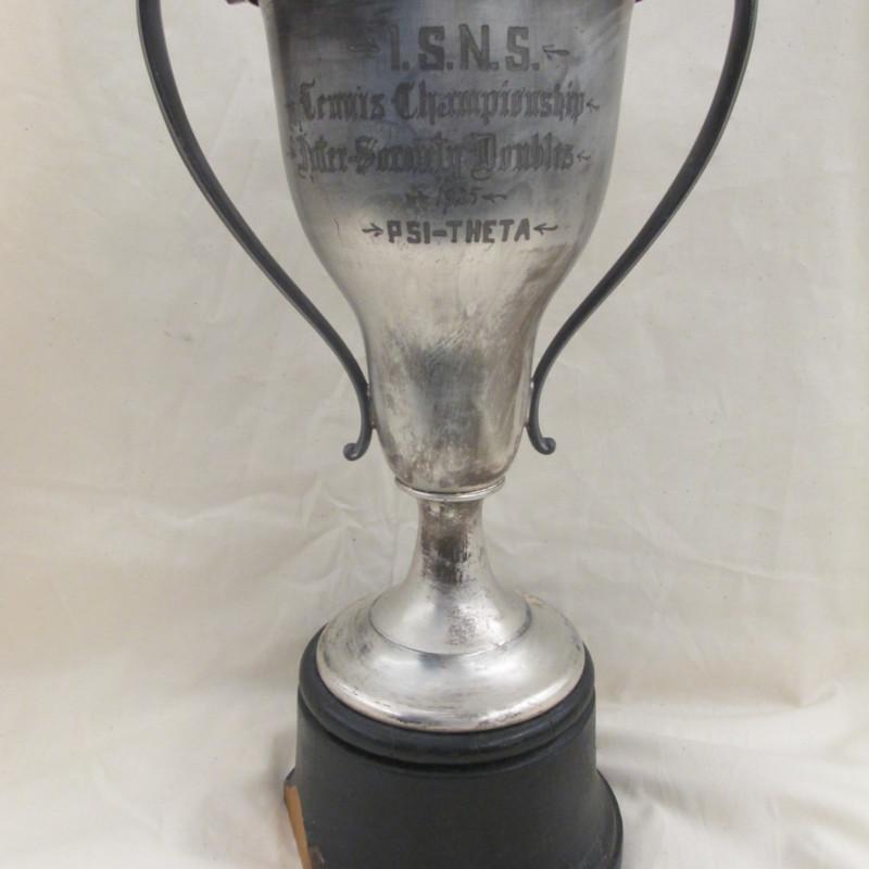 <em>I.S.N.S Tennis Championship Inter-Sorority Doubles</em>