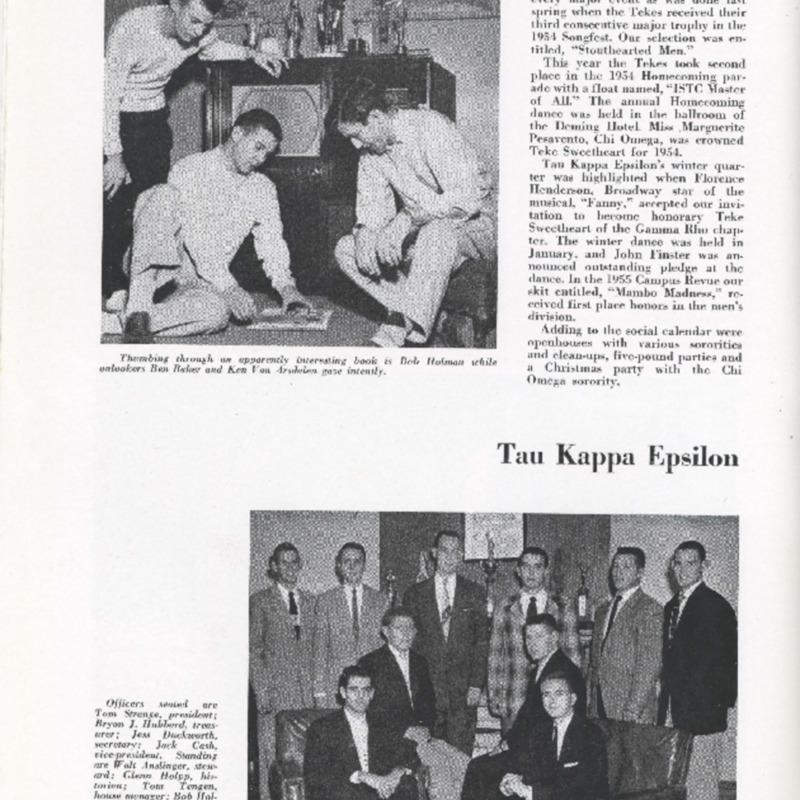<em>Tau Kappa Epsilon</em>