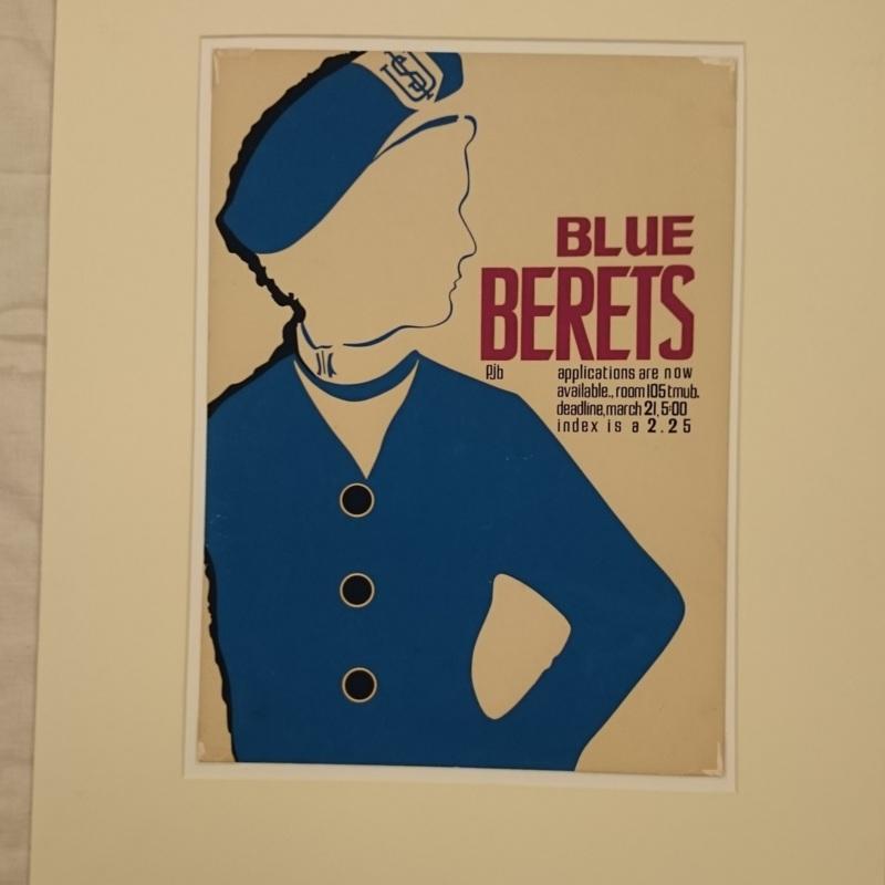 <em>Blue Berets</em>