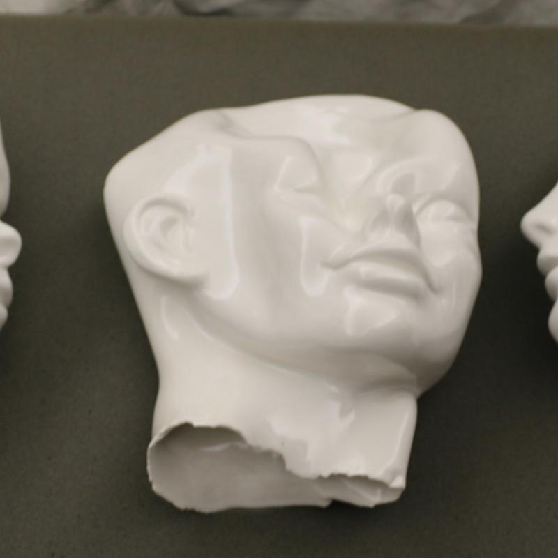 Smooshed baby heads