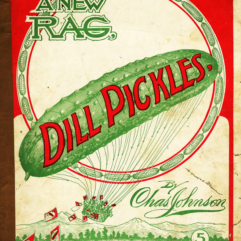 Pickle Sheet Music