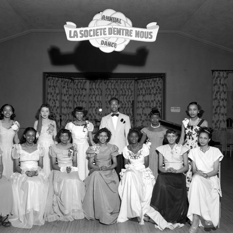 The Annual La Societe D'Entre Nous Dance
