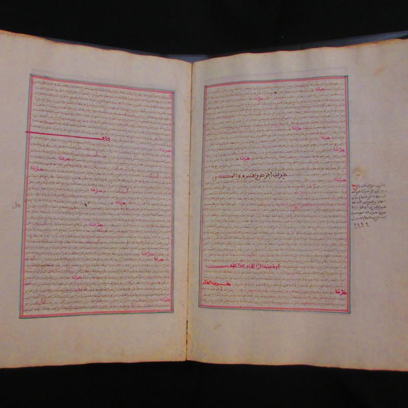 Medical manuscript