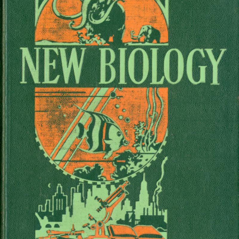 <i>The New Biology</i>.
