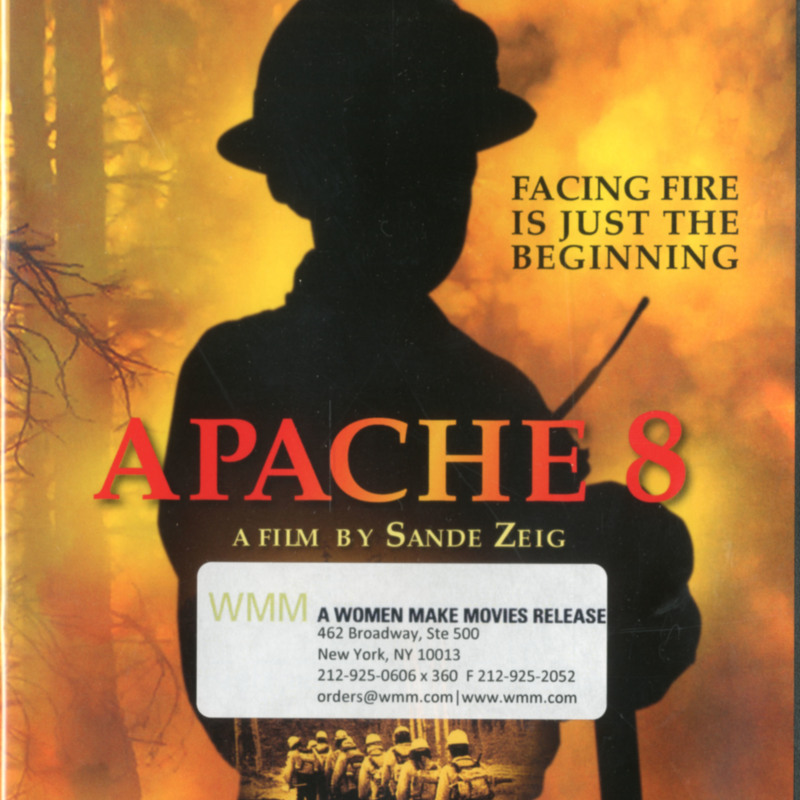 <i>Apache 8.  A Film by Sande Zeig</i>