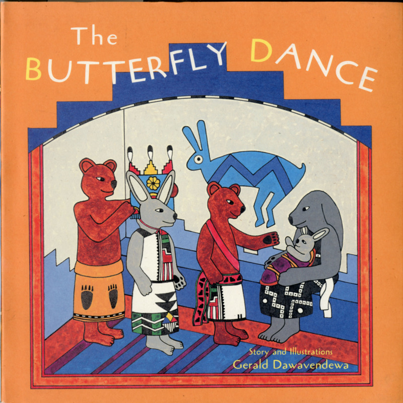 <i>The Butterfly Dance</i>.