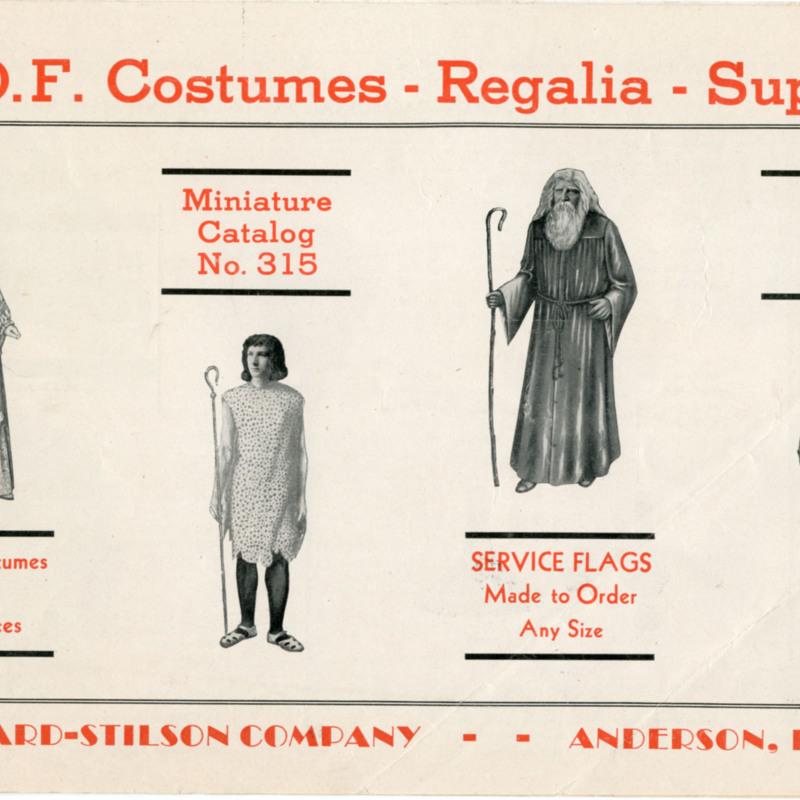 The Ward-Stilson Company.  Catalog.