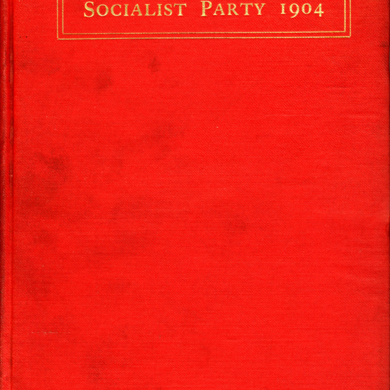 <i>National Convention of the Socialist Party</i> …
