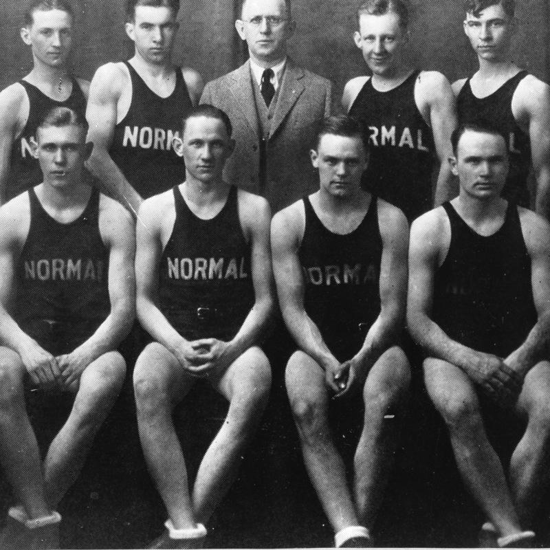 Mens Basketball team 1926