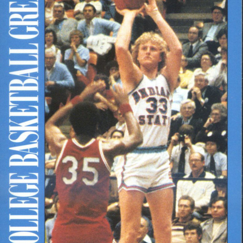 Larry Bird Flyer