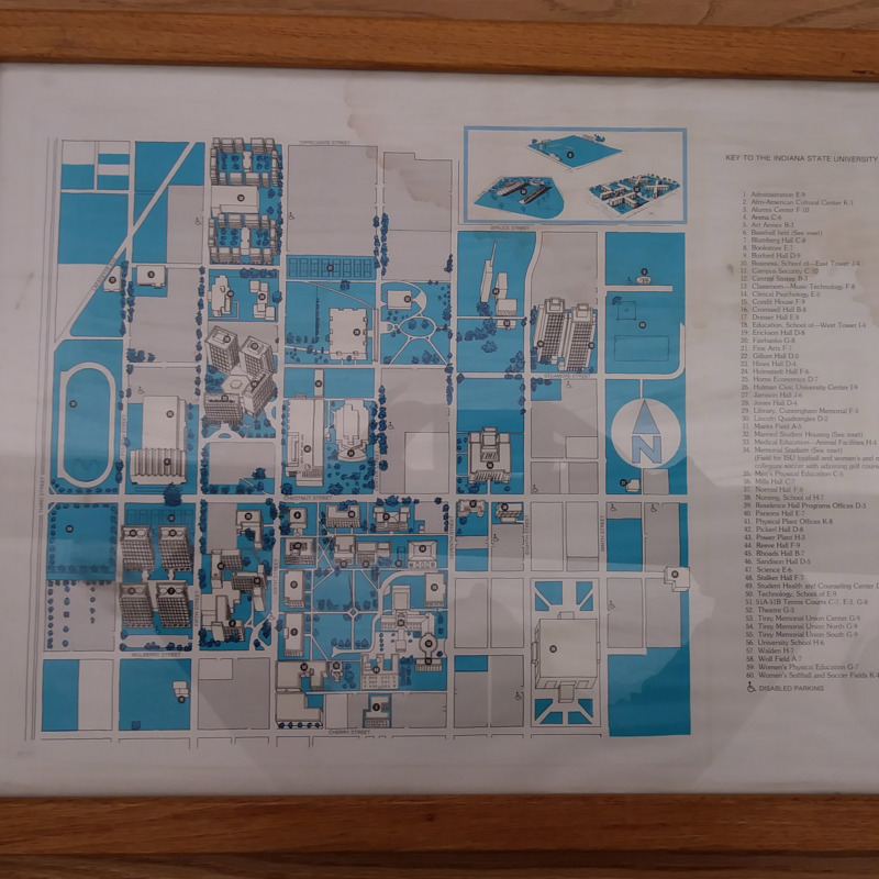 ISU Map