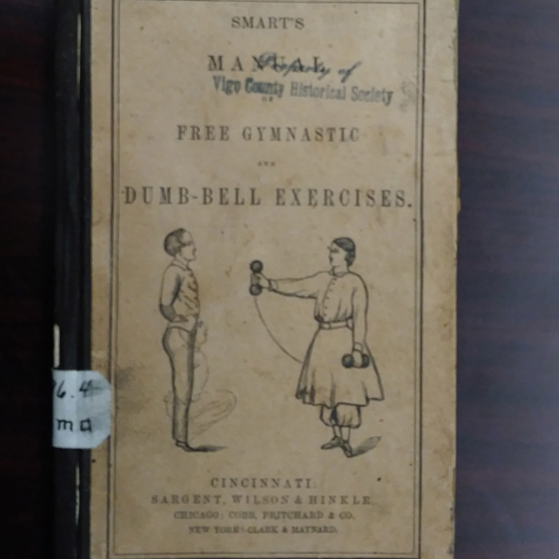 Manual Free Gymnastics Dumbell Exercises
