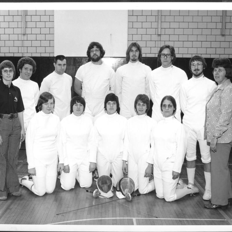Men and Women's Fencing