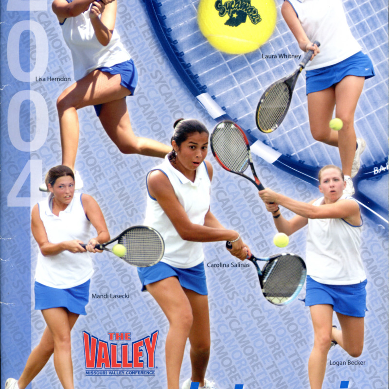 Women's tennis media guide