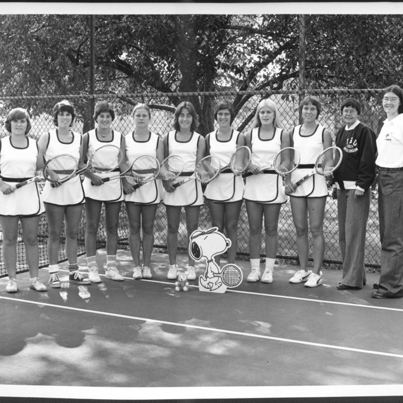 Women's tennis team