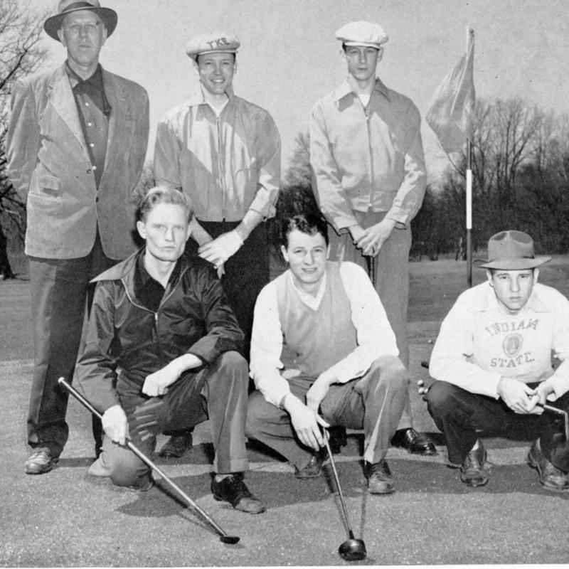 Men's golf team