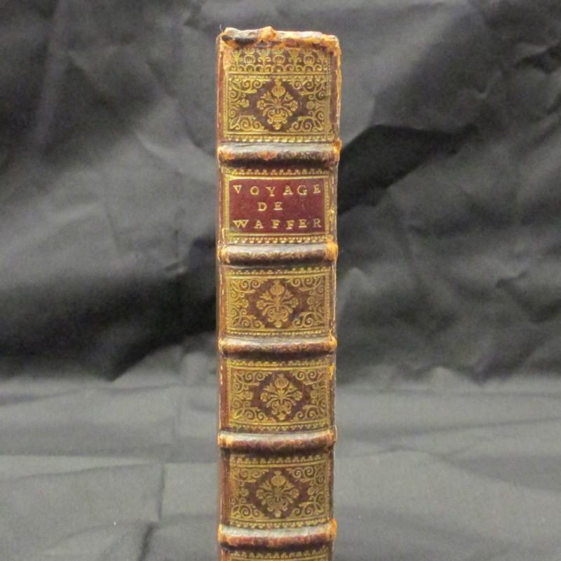 &lt;p&gt;Wafer, Lionel. &lt;em&gt;Les Voyages de Lionnell Waffer...Paris: Claude Cellier.&lt;/em&gt; 1706: Rare Books Collection, Rare Books and Manuscripts, Indiana State University.&lt;/p&gt;<br /> &lt;p&gt;&amp;nbsp;&lt;/p&gt;