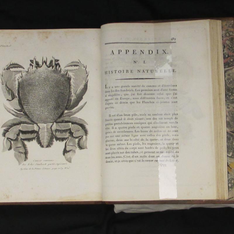 &lt;p&gt;Beresford, William. V&lt;em&gt;oyage Autour du Monde...&lt;/em&gt;Paris: Maradan. 1789: Rare Books Collection, Rare Books and Manuscripts, Indiana State University.&lt;/p&gt;<br /> &lt;p&gt;&amp;nbsp;&lt;/p&gt;