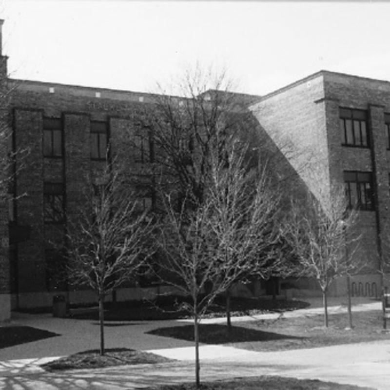 Stalker Hall, 1953