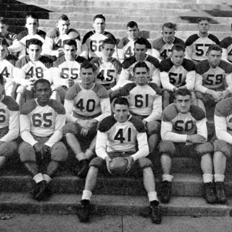 Football team, 1934